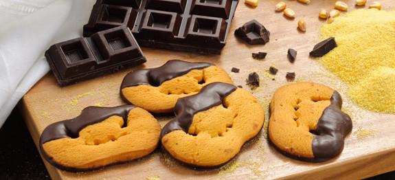 Biscotti Zucche di Halloween