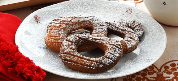 Biscottini con l'unto (Bucunti)