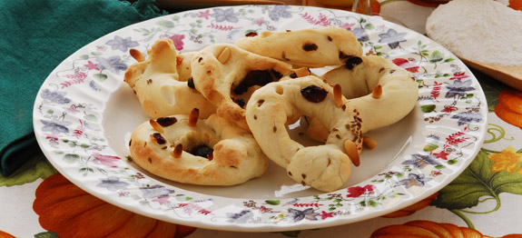 Ciorchielli - Dolci toscana