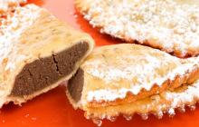 Ravioli di ricotta e cioccolato