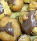 Frittelle al cioccolato